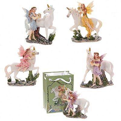 Flower Fairy & Unicorn in a Bag