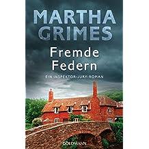 Fremde Federn: Ein Inspektor-Jury-Roman 12