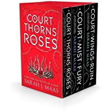 A Court of Thorns and Roses Box Set: A Court of Thorns and Roses / A Court of Mist and Fury / Court of Wings and Ruin