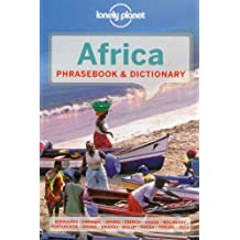 Lonely Planet Africa Phrasebook & Dictionary (Lonely Planet Phrasebook and Dictionary)