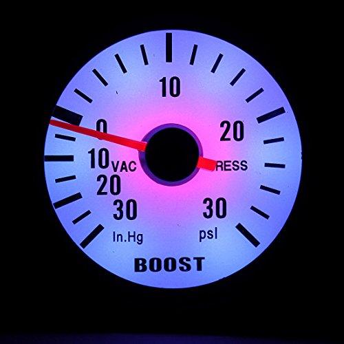 Generic qy-uk4-16feb-20-1277* 1* * 3298* * Gauge Meter 30A 52mm Turbo Boost vuoto S12
