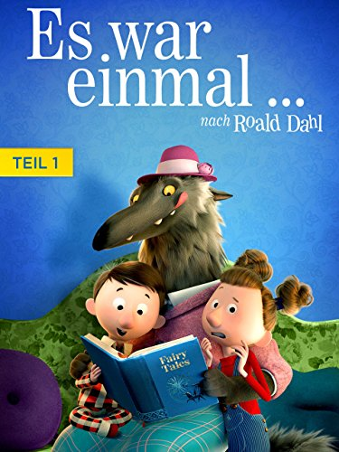 Es war einmal... nach Roald Dahl: Teil 1 (Schuhe Cafe)