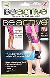 BeACTIVE punto de presión rodillera para parte inferior de la espalda dolor asociado con la ciática