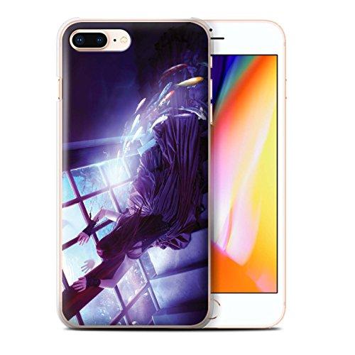 Offiziell Elena Dudina Hülle / Case für Apple iPhone 8 Plus / Pack 7pcs Muster / Agua de Vida Kollektion Lass Mich Rein
