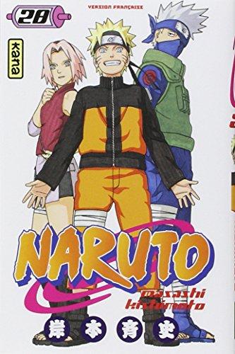 Naruto, Tome 28 : par Masashi Kishimoto