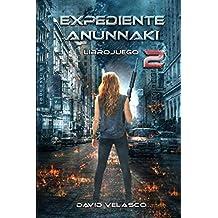 Expediente Anunnaki: Librojuego 2