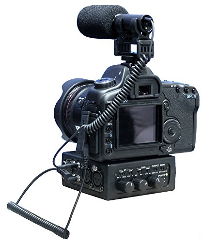 Bargain Azden FMX-DSLR Portable Audio Mixer Review