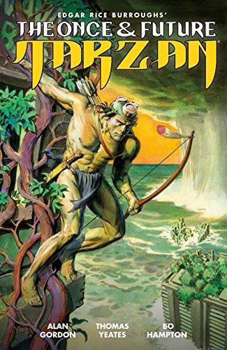 The Once And Future Tarzan por Thomas Yeates