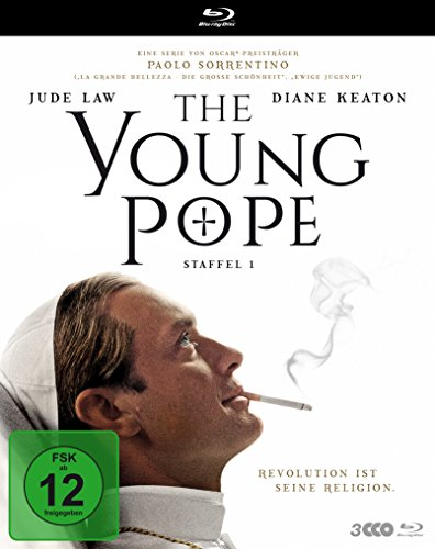 The Young Pope - Staffel 1 [Blu-ray]