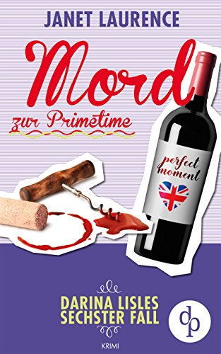 Buchseite und Rezensionen zu 'Mord zur Primetime' von Janet Laurence