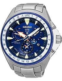 Seiko reloj hombre Prospex Marinemaster Astron GPS Solar Dual-Time SSF001J1