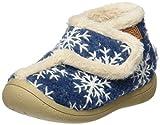 Gioseppo 30777, Zapatillas de Estar por casa para Bebés, Azul (Blue), 25 EU