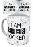 empireposter Sherlock - Sherlocked - Keramik Tasse - Größe Ø8,5 H9,5cm