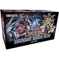 Unbekannt Yu-Gi-Oh - Legendary Dragon Deck Box - Deutsch