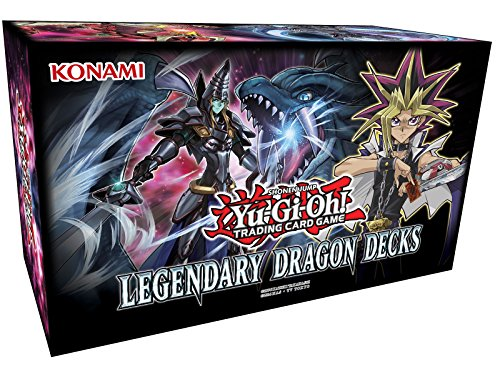 Yu-Gi-Oh! Legendary Dragon Decks Standard - Yugioh Machina Deck Structure
