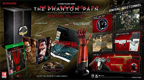 Metal Gear Solid V : The Phantom Pain - édition collector