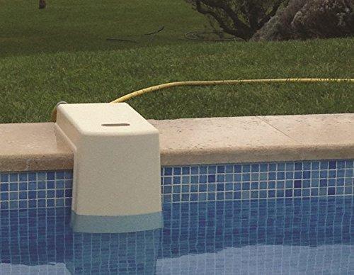 Régulateur de niveau amovible pour piscine enterrée
