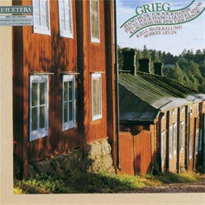 Danza norvegese op 35 (1887) n.1 > n.4 Old Norvegian romance op 51 (1891)