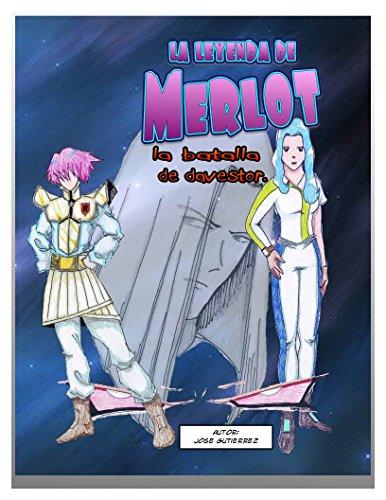 La leyenda de merlot: la batalla de davestor