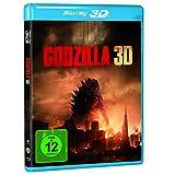 Godzilla 3D (2014) [Blu-ray]