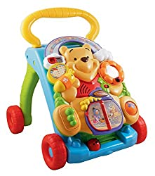VTech Baby 80-114304 - Winnie the Pooh 2-in-1 Carriage, Normal, Multi-colored (Winnie the Pooh)