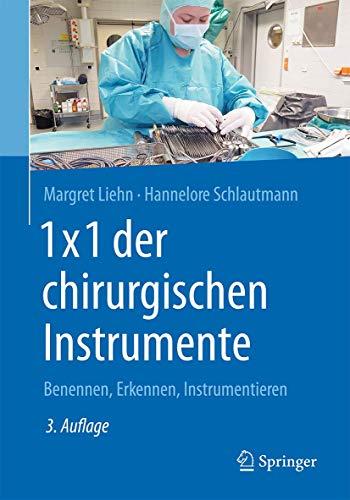 1x1 der chirurgischen Instrumente: Benennen, Erkennen, Instrumentieren -