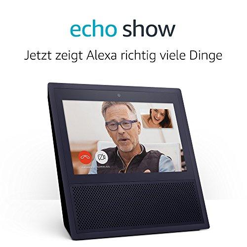 Echo Show – schwarz - 2