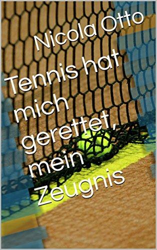 Tennis Hat (Tennis hat mich gerettet, mein Zeugnis)