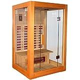 Grupo Contact - Sauna infrarrojos, ancho 1000, alto 1000, profundidad 1900, weight 99