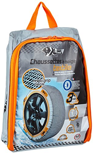 XL Perform Tool 450451 Chaussettes à Neige Textile