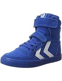 Hummel Slimmer Stadil, Sneakers Hautes Mixte Enfant