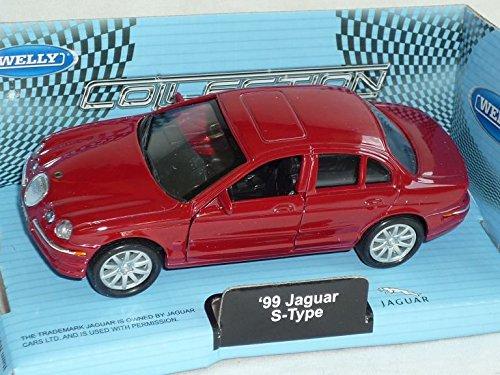 jaguar-s-type-rot-1999-2007-limousine-ca-1-43-1-36-1-46-welly-modellauto-modell-auto