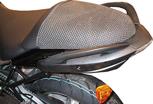 Triboseat Coprisella Passeggero Antiscivolo Nero Compatibile Con Kawasaki VERSYS 650 (2006-2019)