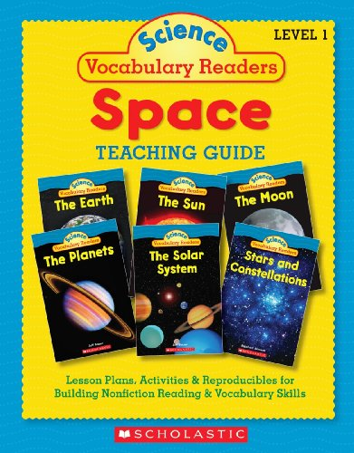 Science Vocabulary Readers: Space: Exciting Nonfiction Books That Build Kids' Vocabularies Includes 36 Books (Six Copies of Six 16-Page Titles) Plus a por Liza Charlesworth