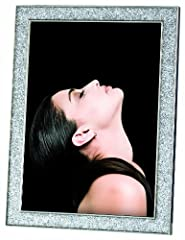 Idea Regalo - Mascagni CORNICE METALLO 13 X18 PORTAFOTO, silver