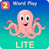 Second Grade Kids Words Lite - Syllables, Crosswords, Sight Words and Spelling games