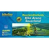 Mountainbikeguide Sauerland: Exakte Landkarten, Stadt- und Ortspläne, Höhenprofile, Wegklassifikation, Unterkunftsverzeichnis, 1:35 000, wetterfest/reißfest