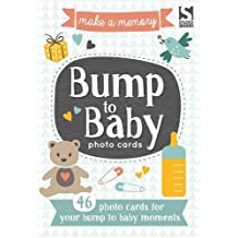 Make a Memory Bump to Baby Photo Cards: Make a moment into a memory to keep forever