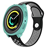 Gaddrt Bande pour Samsung Gear sport R600 montre, Doux silicone Protecteur étui de...
