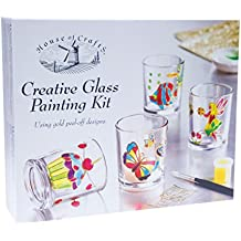 Kit De Pintura De Vidrio Creativo House Of Crafts
