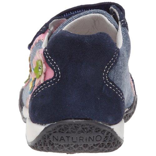 Naturino Naturino 3417 2004857 Unisex - Kinder Halbschuhe Mehrfarbig - Bleu/rose