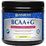 MRM, BCAA + G, Saveur de limonade, 0,396 lbs (180 g)