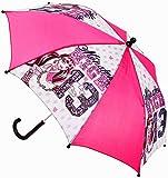 Die besten Monster High Regenschirme - Monster High Regenschirm für Kinder Mädchen apos;von Draculaura Bewertungen