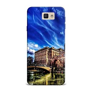 Qrioh Printed Designer Back Case Cover for Samsung J5 Prime - 124M-MP1810