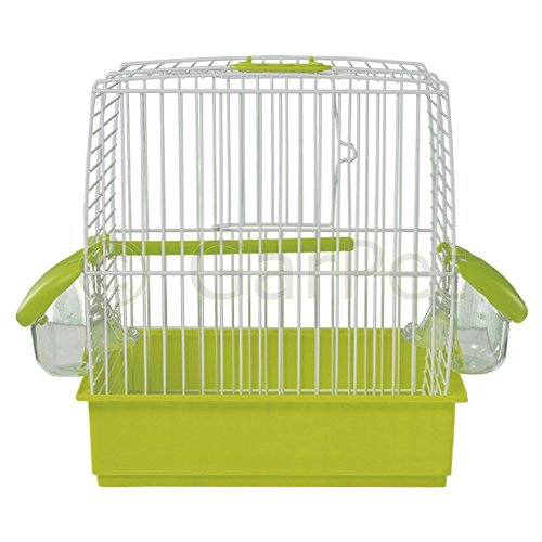 Vogelkäfig Transport Ausstellung Box Käfig mit Zubehör Wellensittich Weekend