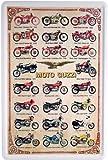 Affiche moto guzzi modèle aperçu 1025 20 x 30 cm