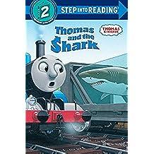 Thomas and the Shark (Thomas & Friends) (Step into Reading, Step 2: Thomas & Friends)