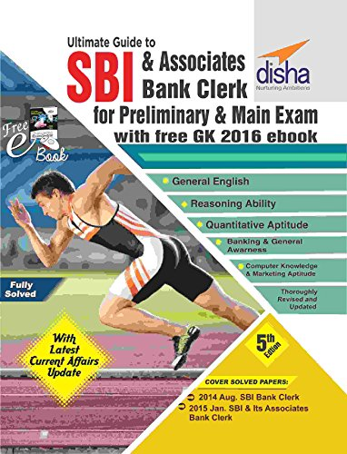 Buy ultimate guide for sbi and associates bank clerk prelim and main read this title for free and explore over 1 million titles with kindle unlimited fandeluxe Images