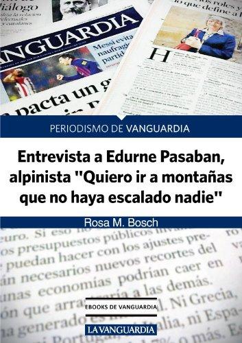 Edurne Pasaban: