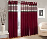 Curtain - La elite® Solid Fabric Mult...